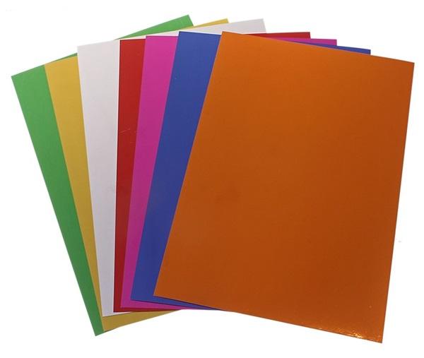 Набор цветного картона 20