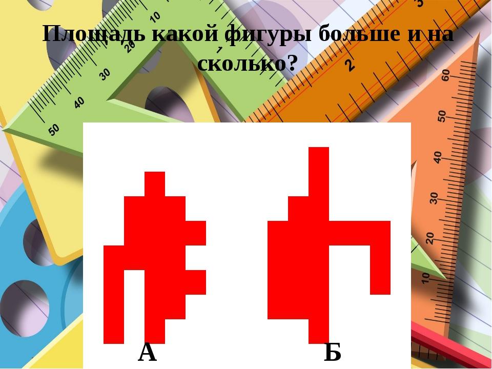 А: 2Х3=6 (см2) Б: 2Х5=10 (см2) В: 2Х2=4 (см2) Д: 2Х2= 4 (см2) 6+10+4+4=24 (с...