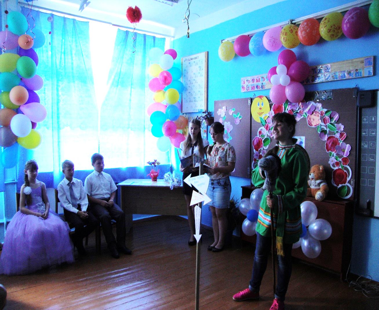 Праздник выпускной в 4 классе конкурсы