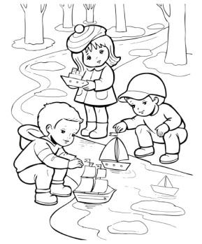 Раскраски для детей :: Сайт воспитателя ДОУ