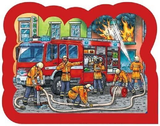 бир сюжетная картинка пожарный думаете