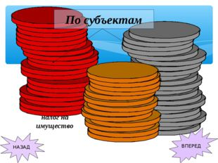 Физические лица (отдельные граждане) Например: подоходный налог, налог на иму