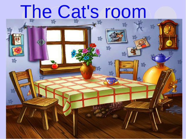 The Cat's room