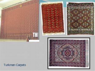 Turkmen Carpets Turkmen Carpets