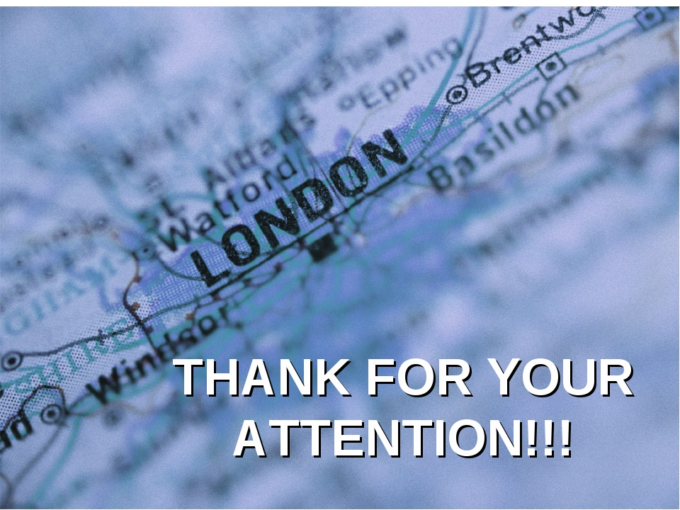 THANK FOR YOUR ATTENTION!!!