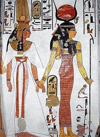 Этикет Египта