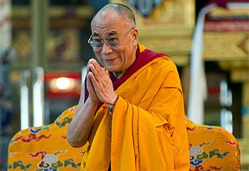 Приветствие буддистов