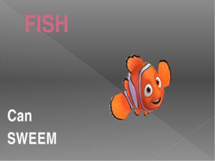 FISH Can SWEEM