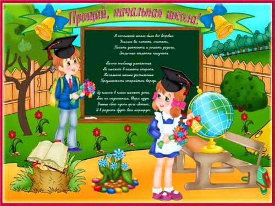 что открытка к выпускному в начальной школе целеустремленность