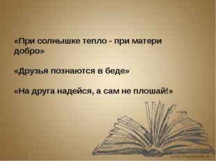 Литературное чтение 4 класс. В.П.Астафьев «Стрижонок Скрип» «При солнышке теп