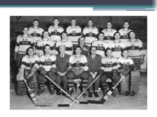 Foundation TheDetroit Red Wingsare one of the oldest teams in theNHL. They