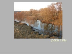 река Тим