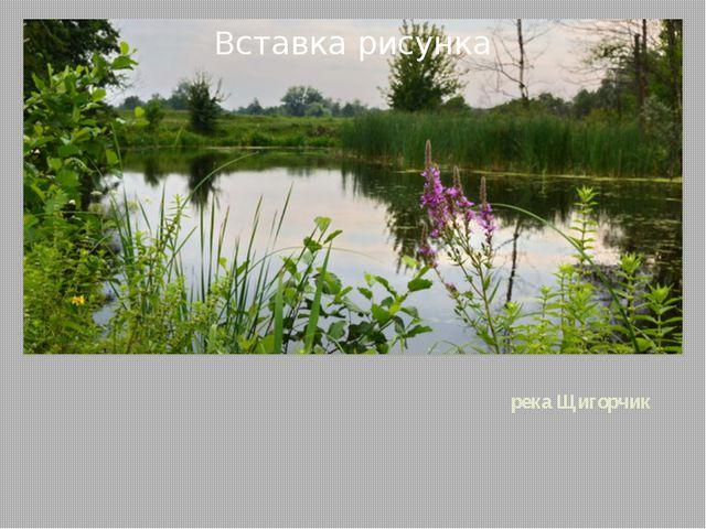 река Щигорчик