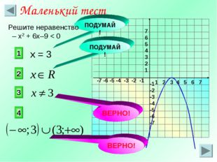 1 2 3 4 5 6 7 -7 -6 -5 -4 -3 -2 -1 7 6 5 4 3 2 1 -1 -2 -3 -4 -5 -6 -7 x = 3 3