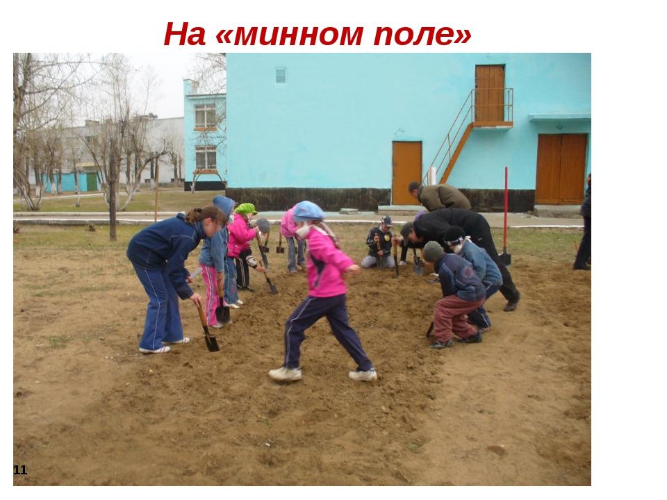 На «минном поле» *