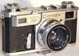 Фотоаппарат Contax