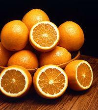 Плоды апельсина