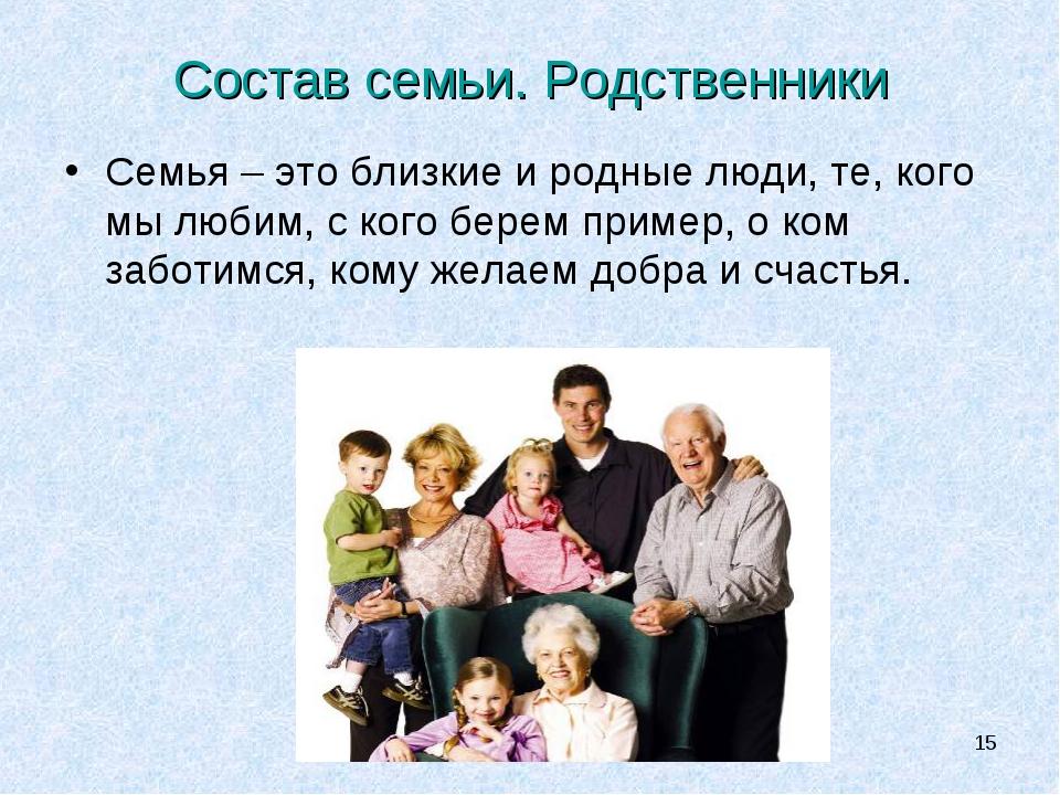 Семья имя на картинки