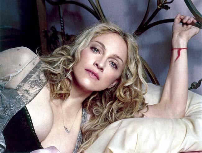 Мадонна 2009 - Madonna фотографии, картинки / fotosklad.org.ua