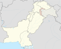 Azad Kashmir in Pakistan (disputed hatched) (claims hatched).svg