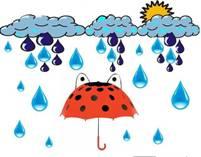 Дождь проливной