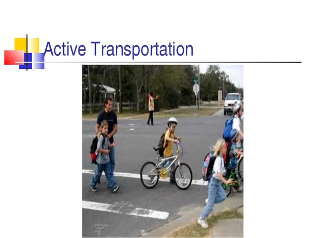 Active Transportation