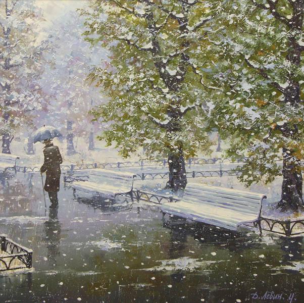 Перелистаем стихами Календарь-Осень-Зима - Страница 10 : Разговоры
