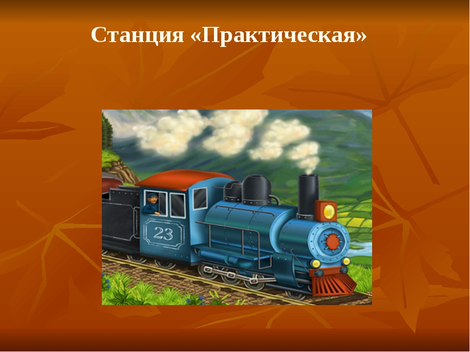 Станция «Практическая»