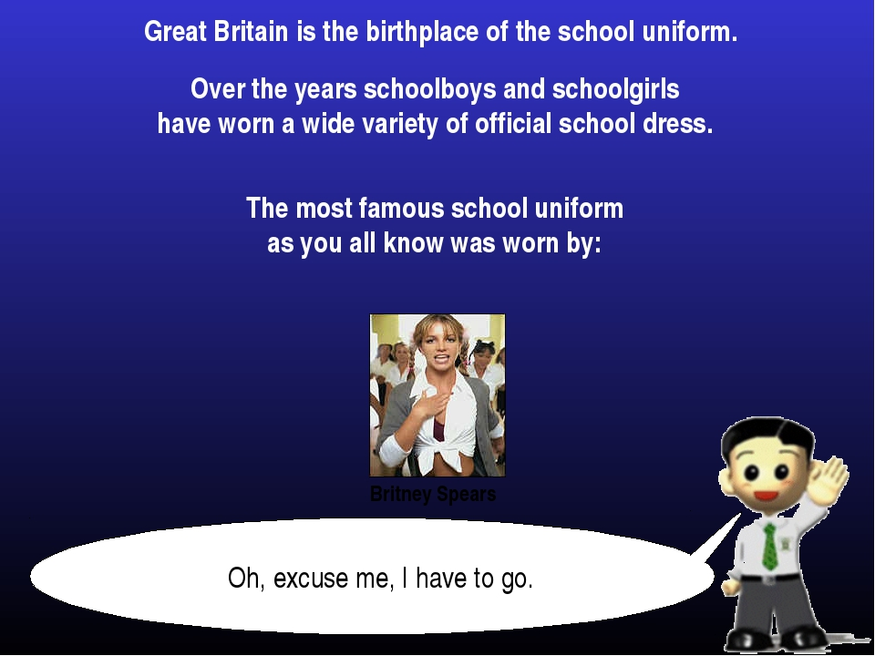 Great Britain is the birthplace of the school uniform. Over the years schoolb...