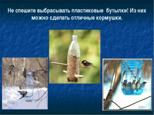 Не спешите выбрасывать пластиковые бутылки! Из них можно сделать отличные кор