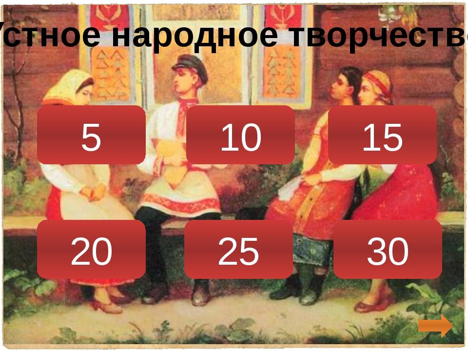 20 По мотивам произведения какого писателя была написана картина М.А. Врубеля...