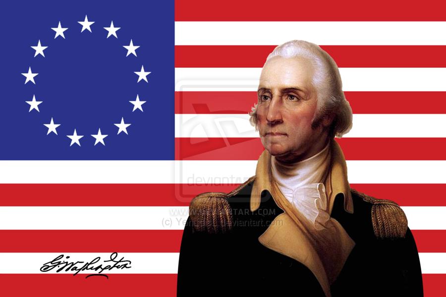 C:\Users\User\Desktop\USA ашык сабак\george_washington_and_flag_by_yehudisl-d3d3c1n.png