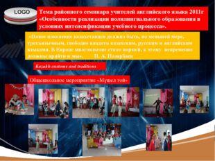 www.themegallery.com Тема районного семинара учителей английского языка 2011г