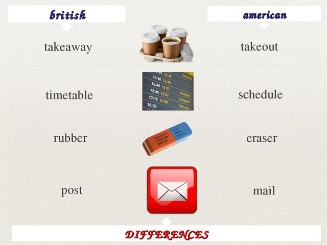british american takeout timetable schedule rubber eraser post mail DIFFERENC...