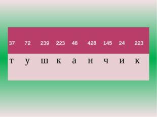 37 72 239 223 48 428 145 24 223 т у ш к а н ч и к