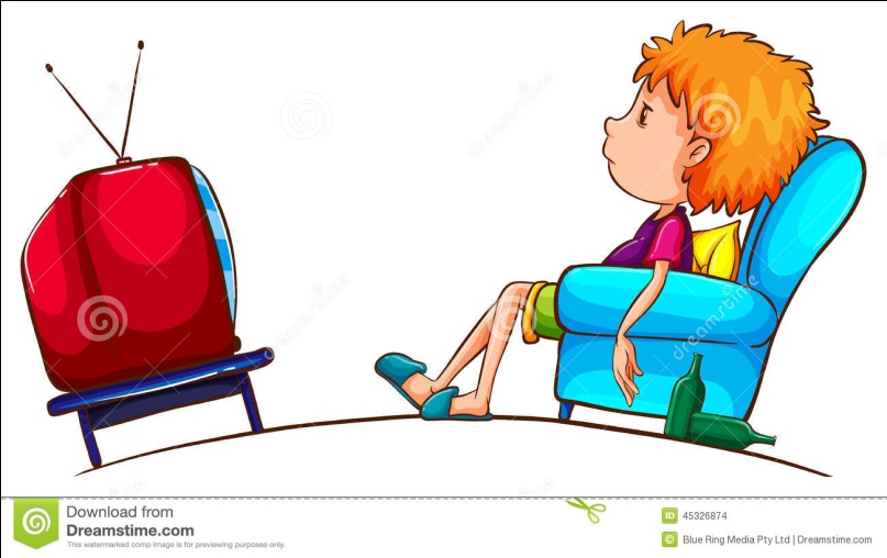 http://thumbs.dreamstime.com/z/sketch-lazy-boy-watching-tv-illustration-white-background-45326874.jpg