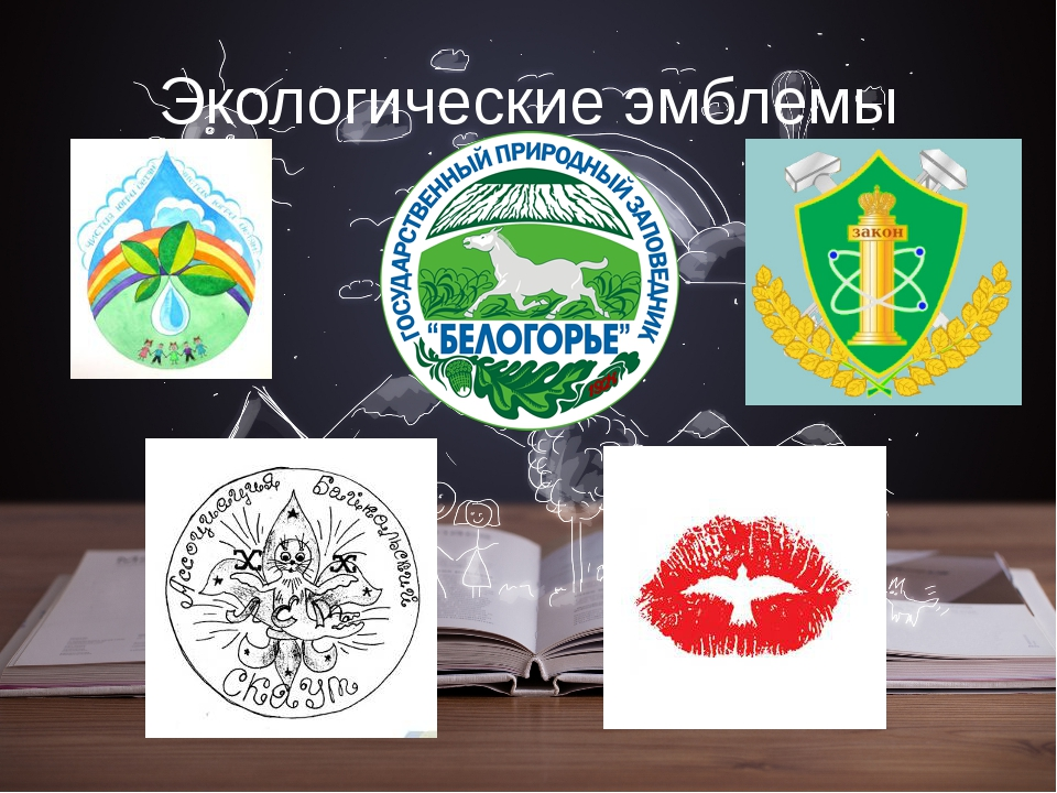Экологические эмблемы