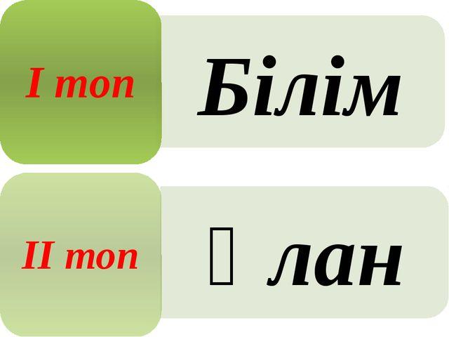 Білім Ұлан