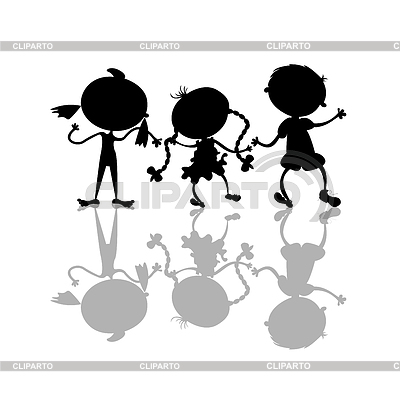 C:\Documents and Settings\Недомолкина\Рабочий стол\СУЧКОВА Е.А\Эмблема Рандеву\3592735-black-kids-silhouettes.jpg