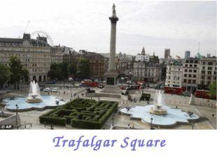 Trafalgar Square