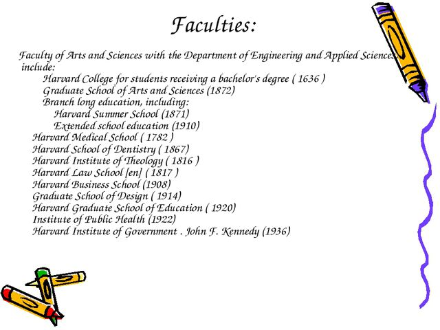 Faculties:   Faculty of Arts and Sciences with the Department of Engineering...