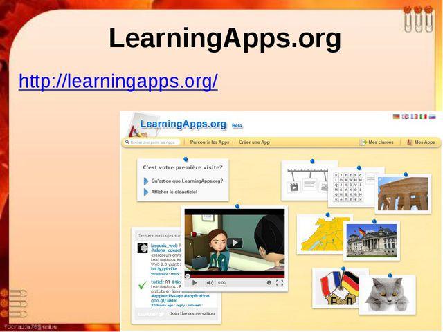 LearningApps.org http://learningapps.org/