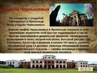 Влиятельный вельможа построил в Яропольце одну из наиболее богатых подмосков