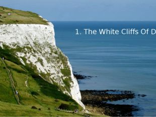 1. The White Cliffs Of Dover