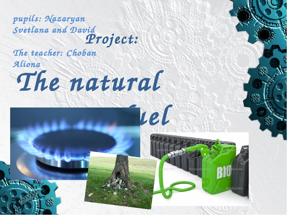 The main goal is to find a new resource of energy.