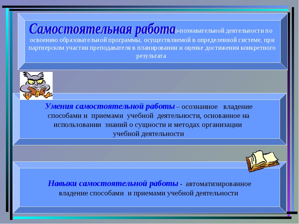 - вид учебно-познавательной деятельности по освоению образовательной програм...