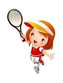 http://us.cdn3.123rf.com/168nwm/eastnine/eastnine1210/eastnine121002220/15946121-dziewczyna-gra-w-tenisa.jpg