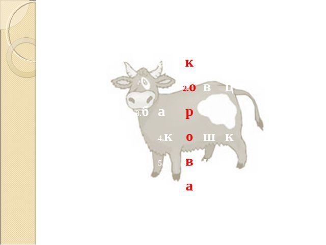 1.собака 2.овца 3.баран 4.кошка 5...