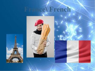 France\ French