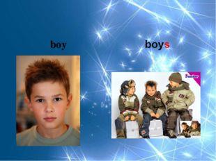 boy boys